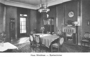 Abb_11 Haus Weidtman Speisezimmer
