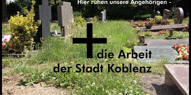 "Zustand Friedhof ""Metternich alt"" lässt sehr zu Wünschen übrig"