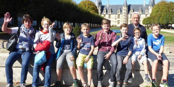 WSV – Sportlicher Austausch mit der Kanujugend Nevers