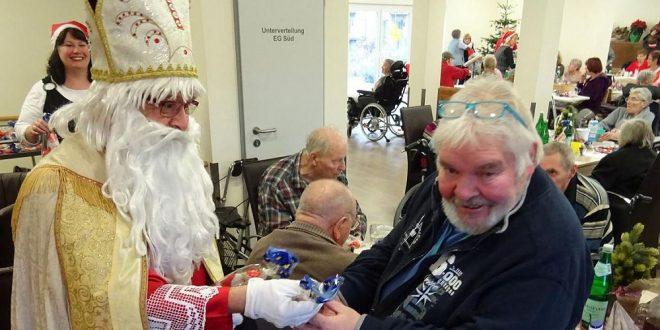 Die Adventszeit ist für die Senioren immer etwas ganz Besonderes