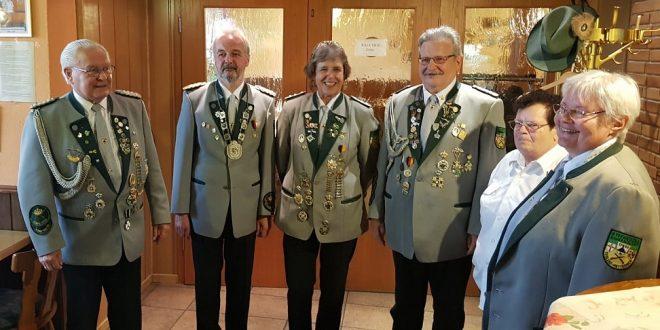 Kyffhäuser Kameradschaft hat neuen Schützenkönig