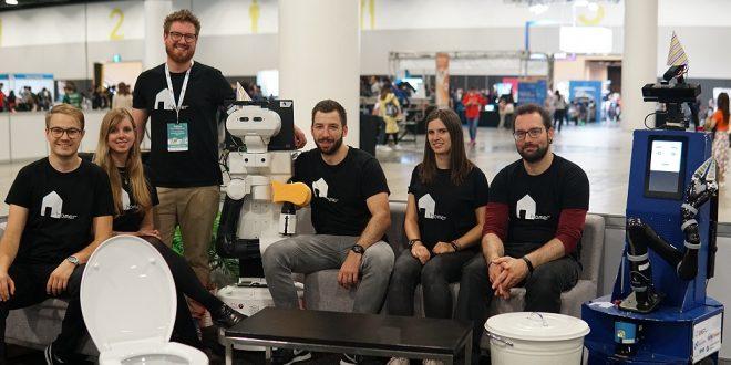 Einzug der Robotik-Helden