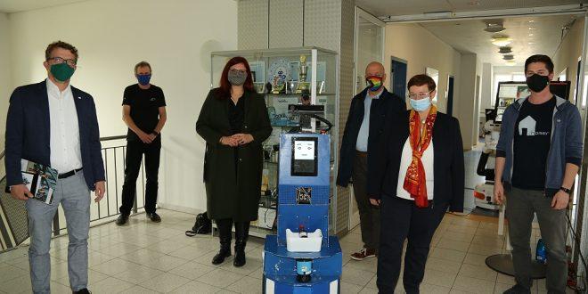Politik trifft Informatik an der Universität in Koblenz